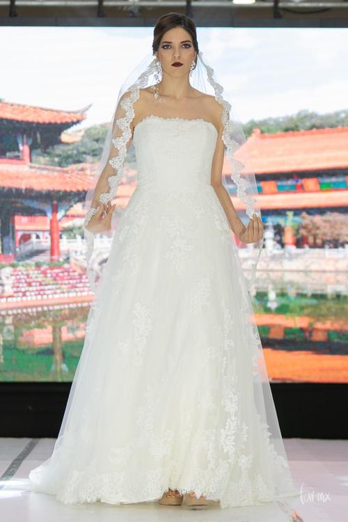 Pasarela vestidos de novia