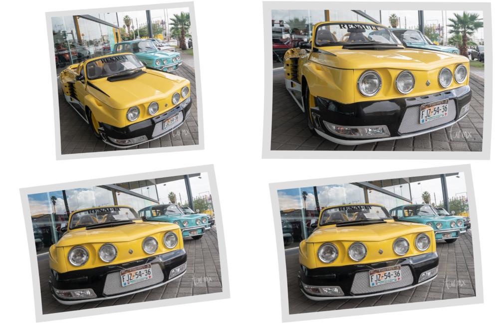 Exposición de automóviles Renault en Torreón