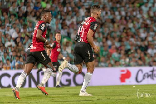 Gol de Omar González