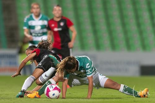 Santos vs Atlas jornada 16 apertura 2018 femenil