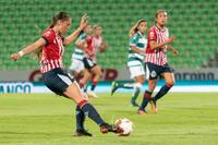 Santos vs Chivas jornada 12 apertura 2018 femenil