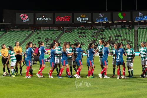 Santos Laguna vs Monterrey J9 2018