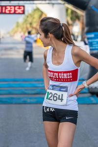 Jessica Flores, 21K Autocentro