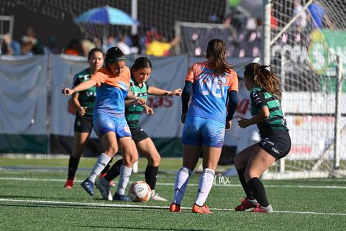 Aztecas vs Santos CDMX