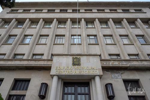 Edificio Municipal Centro Histórico