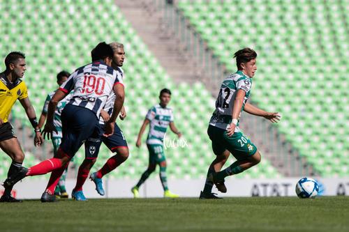 Santos SFA2019 Monterrey SFA2019