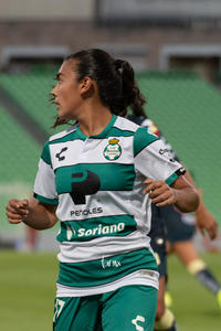 Guerreras vs Águilas, Marianne Martínez