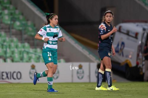 Jana Gutiérrez, Ashly Martínez