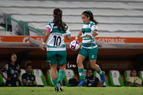 Guerreras vs Águilas, Ashly Martínez