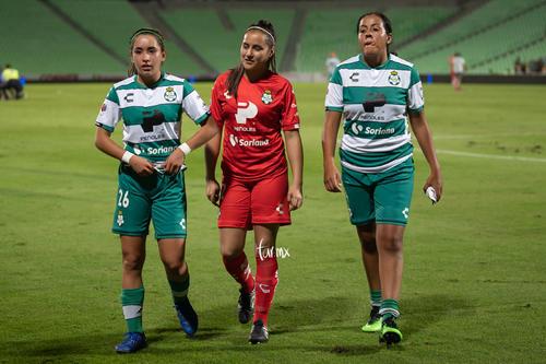 Arlett Tovar, Paola Calderón, Ashly Martínez