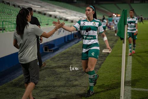 Guerreras vs Águilas, Ana Gutiérrez