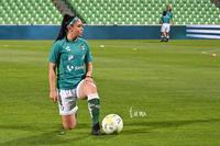 Santos vs Atlas C2019 Liga MX Femenil