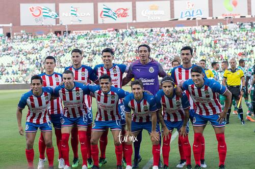 equipo de Chivas