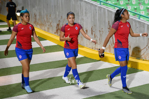 jugadoras Cruz Azul