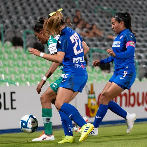 Rubí Ruvalcaba, Jessica Tenorio, Estela Gómez