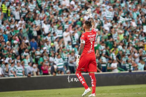 festejo gol, Jonathan Orozco
