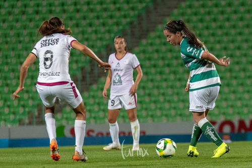 Santos vs León J6 C2019 Liga MX Femenil