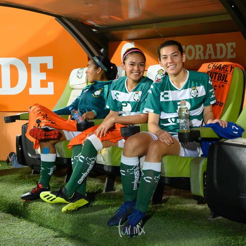 Yahaira Flores, Aidé Pérez, María Nuñez