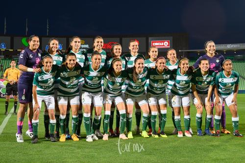 Equipo de Santos Laguna Femenil