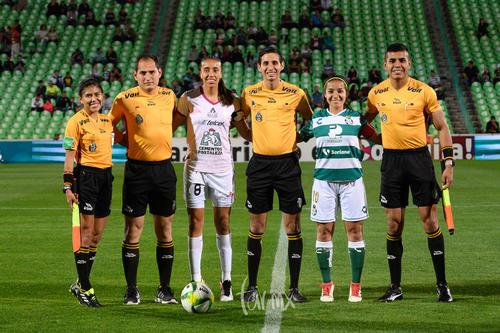 Capitanas, Michelle González, Cinthya Peraza