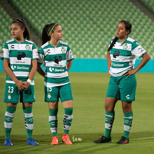 Daniela Delgado, Alexxandra Ramírez, Arlett Tovar