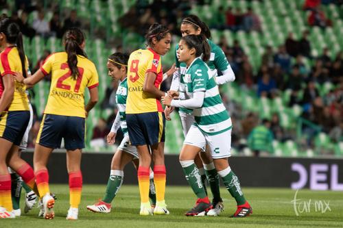 Alexxandra Ramírez 23, María Sandoval 21, Estela Gómez 9