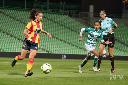 Andrea Torres 11, Olga Trasviña 22