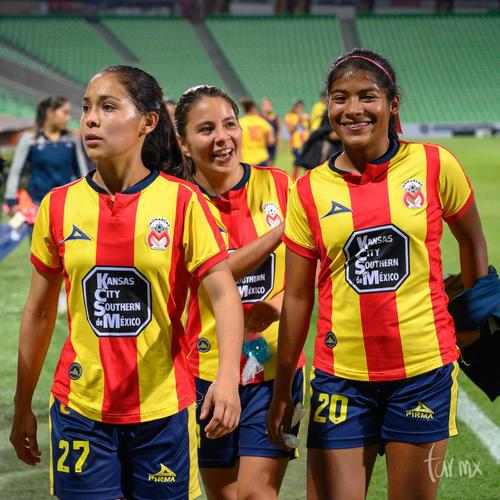 jugadoras Morelia