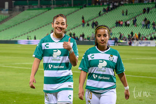 Santos vs Morelia J2 C2019 Liga MX Femenil