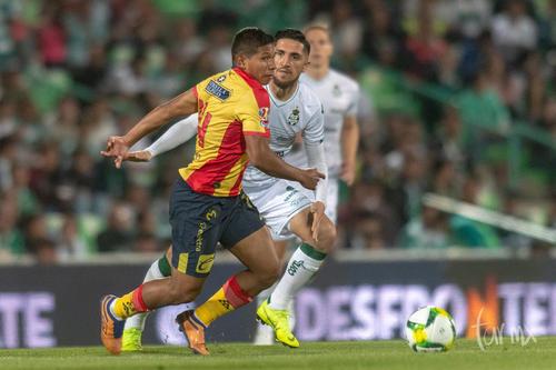 Santos vs Morelia J2 C2019