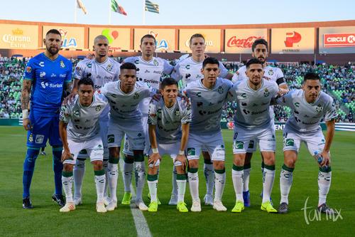 equipo Santos Laguna