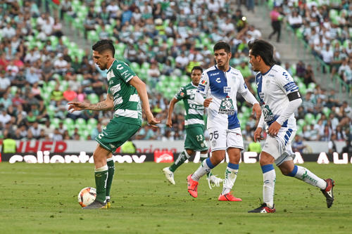 Santos vs Pachuca J13 C2019 Liga MX