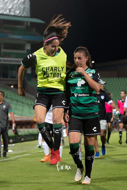 Leticia Vázquez, Michelle Vargas
