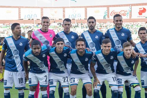 equipo de Puebla