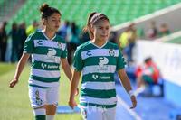 Joseline Hernández 9, Alexxandra Ramírez Flores 23