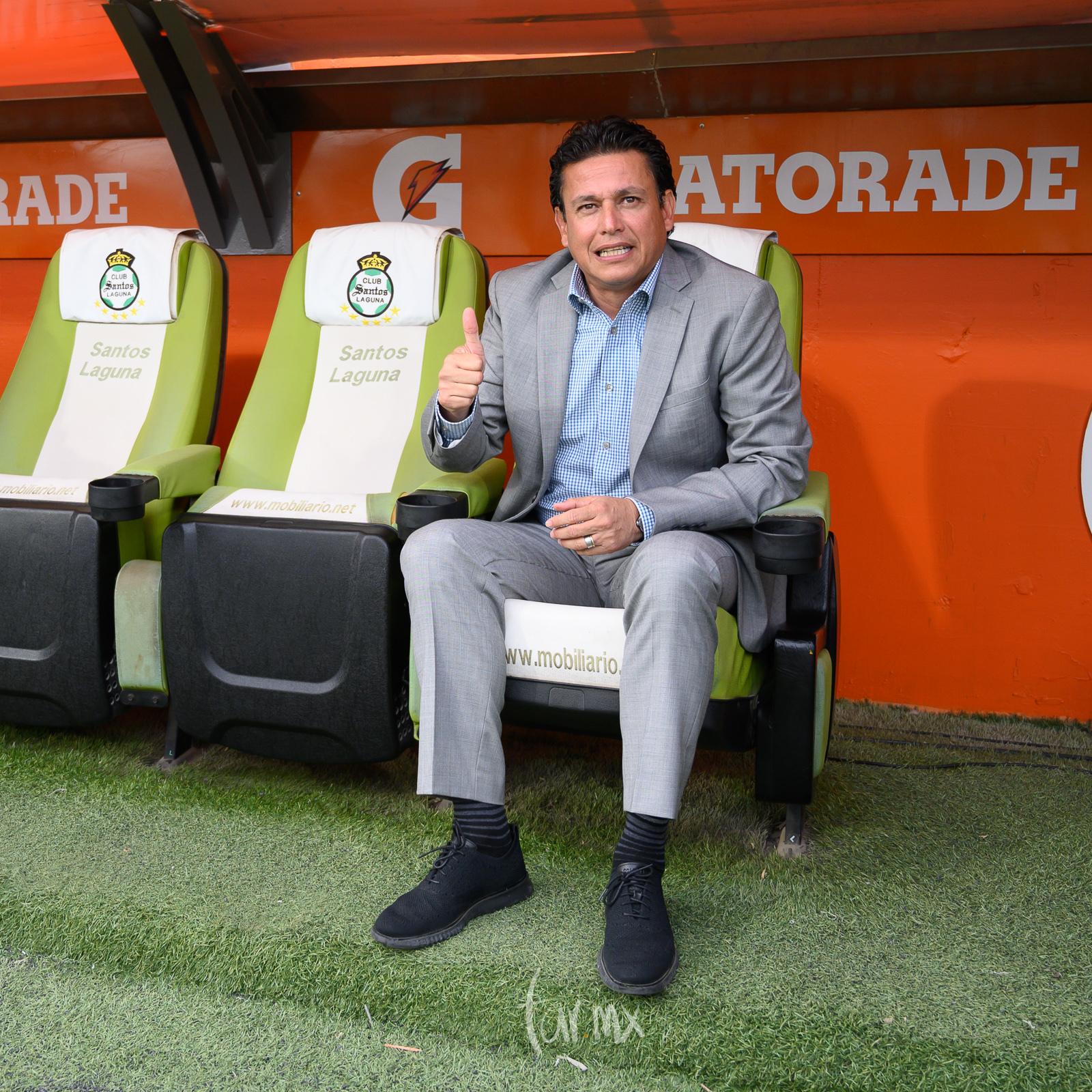 Salvador Reyes, Director Técnico