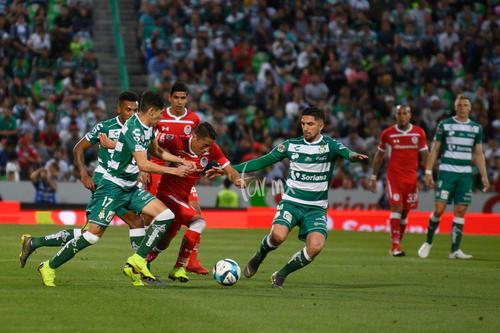 Santos vs Toluca J8 Liga MX
