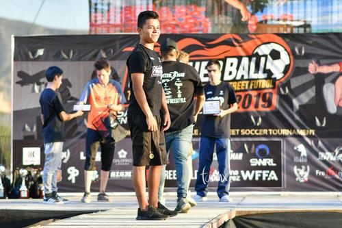 Panther Ball 2019, finales y premiación