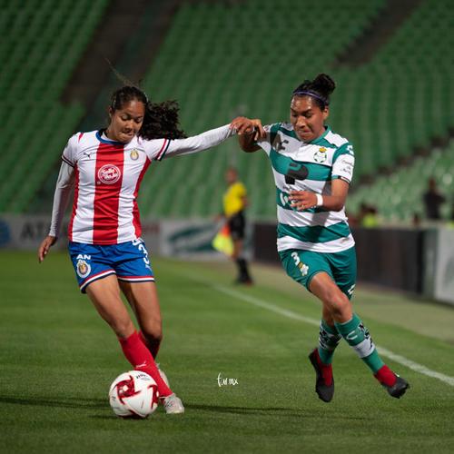 Estela Gómez, Miriam García
