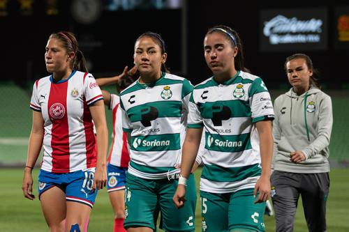Katia Estrada, Daniela Delgado, Priscila Padilla