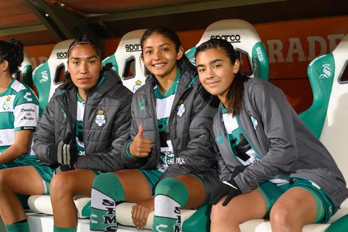 Isela Osorio, Isela Ojeda, Marianne Martínez