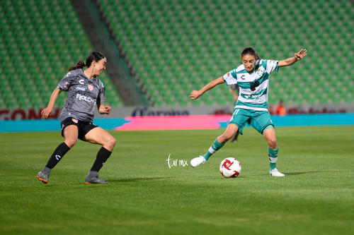 Santos vs Necaxa jornada 2 clausura 2019 Liga MX femenil