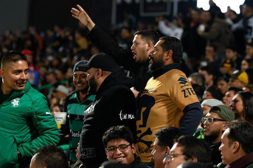 Santos vs Pumas J4 C2020 Liga MX