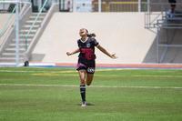 Festejo de gol, Daniela Tagle