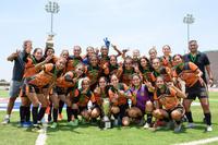 Azteca FC  Campeón
