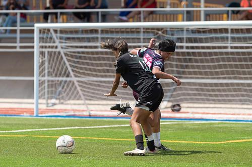 Cecaf FC vs Santos FIS 20 semifinales