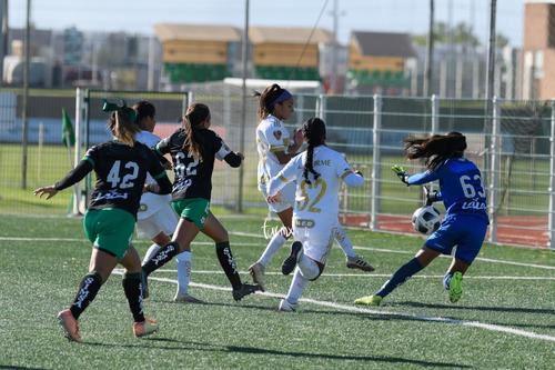 Santos Tigres femenil sub17