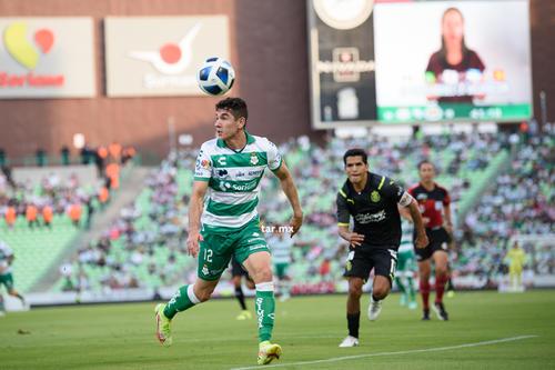 Santos vs Chivas J4 A2021 Liga MX