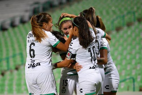 Santos vs Chivas J9 A2021 Liga MX femenil