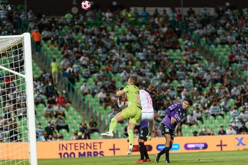 Santos vs Mazatlán J12 A2021 Liga MX